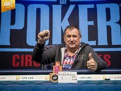 Александр Довженко выиграл перстень на WSOP Circuit 2019