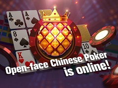4 poker rooms to play Chinese poker