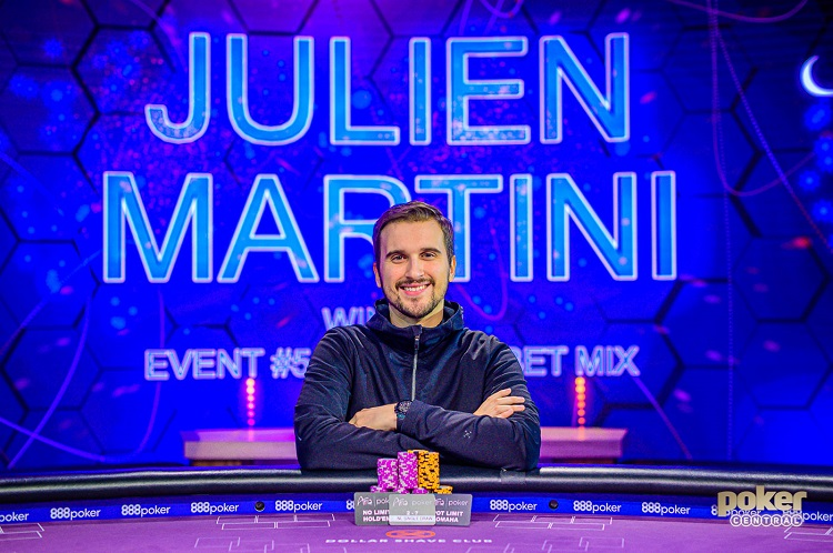 Жульен Мартини 2019