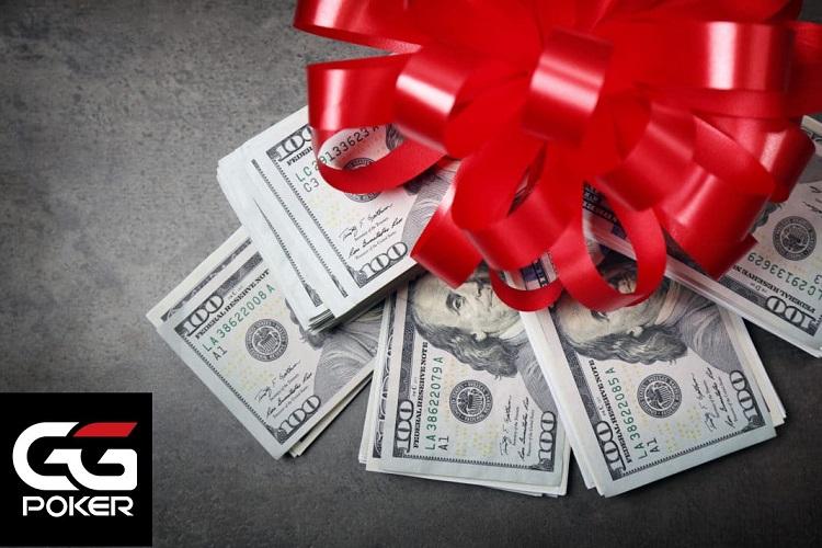 GG Poker bonus