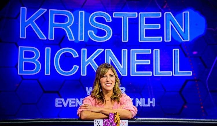 Kristen Bicknell 2019