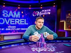 Сэм Соверел выиграл турнир по PLO за 25 000$ на Poker Masters
