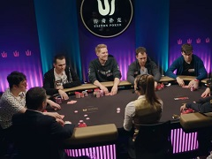 Video of cash games at Triton Poker SHR Montenegro 2019