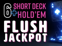 How to get Flush Jackpot in the poker rooms of GG Network