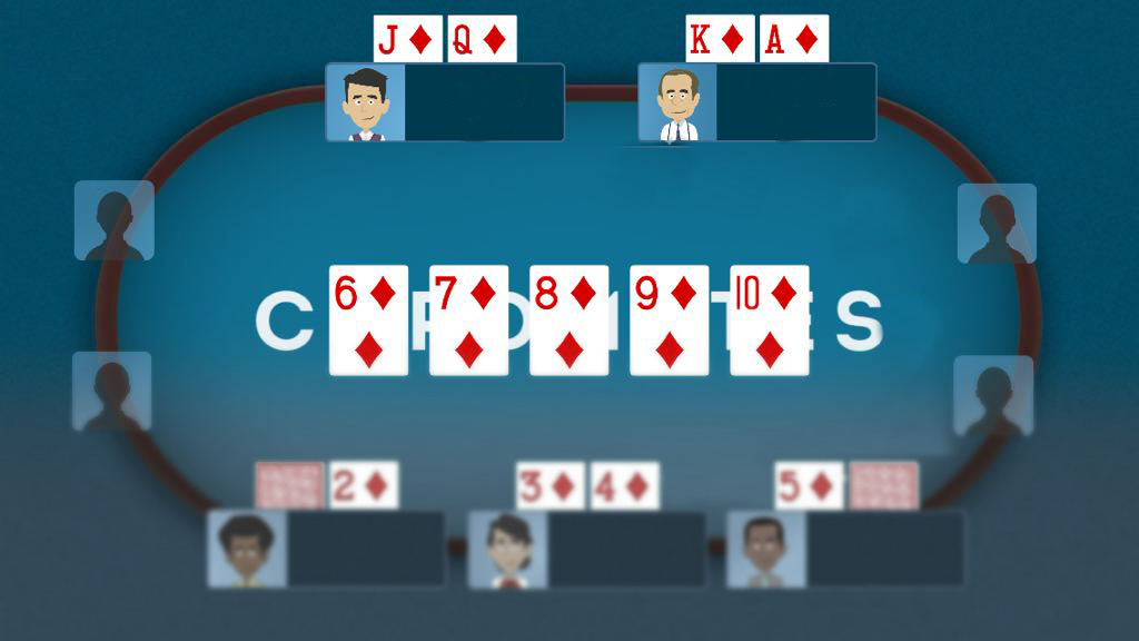 грати у покер
