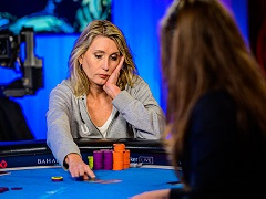 Amateur will play at Super High Roller Bowl final table