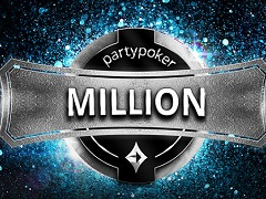 PartyPoker Million was held with $100 000 overlay