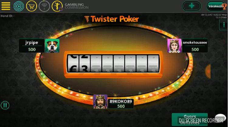 Bet365 Poker Twister