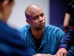 Phil Ivey took the 4th place in Caribbean Poker Party Tournament
