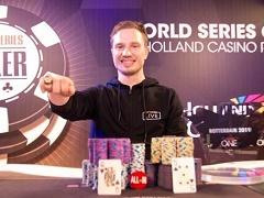 Россиянин Беринов выиграл второй золотой перстень на WSOP International Circuit
