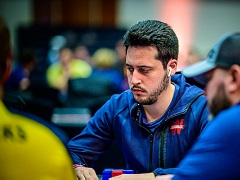 Adrian Mateos wins Caribbean Poker Party Main Event