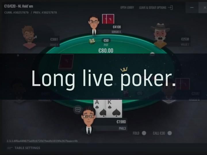 Run It Once Poker 2019