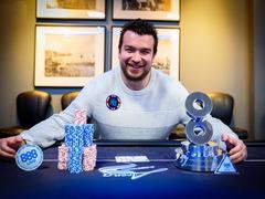 Chris Moorman won £2 200 High Roller at 888poker LIVE London