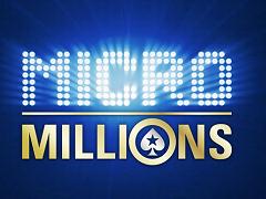 10 ноября на PokerStars cтартует очередная серия MicroMillions