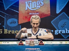 Bertrand Grospellier won Collosus tournament at WSOPE
