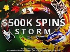 Spins Storm at PartyPoker