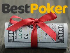 2 000$ бонус для новичков на BestPoker