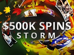 Spins Storm на PartyPoker