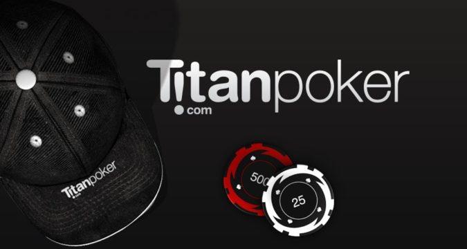 Titan Poker 2019