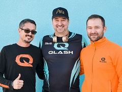 Phil Hellmuth joined eSport team of Eugene Katchalov