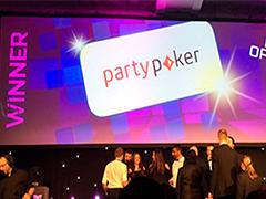 PartyPoker третий год подряд стал лучшим оператором по версии EGR 2019