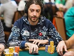 Igor Kurganov became the PokerStars High Roller event runner-up