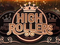 Blade tournaments of GG Network were replaced by new High Rollers series