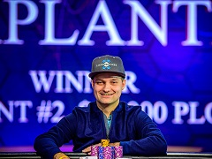 Ryan Laplante became the champion of Poker Masters PLO tournament