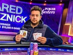 Poker Masters 2019: Джаред Блезник стал чемпионом 8-Game ивента