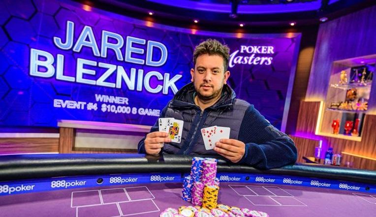 Джаред Блезник Poker Masters 2019