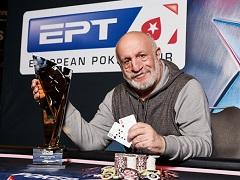 Россиянин стал чемпионом EPT National в Праге