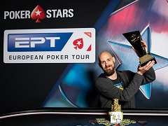 Stephen Chidwick won €725 000 in Super High Roller tournament at EPT Prague