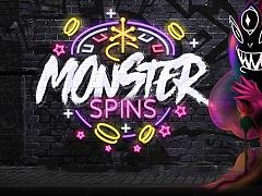 На TonyBet появились Monster Spins