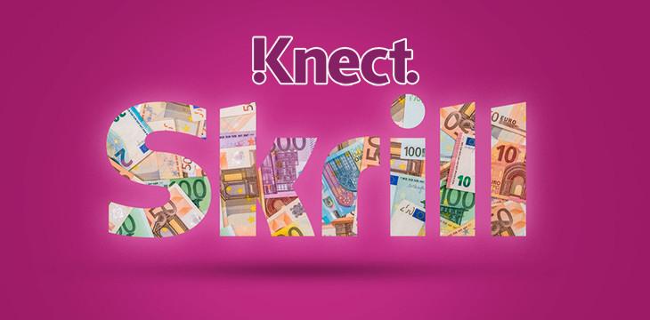 Skrill Knect