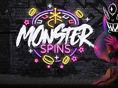 Monster Spins appeared at TonyBet