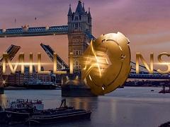 Millions UK возвращается с Мейн Ивентом с гарантией 5 000 000$
