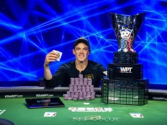 Alex Foxen won $1 700 000 in WPT Five Diamond