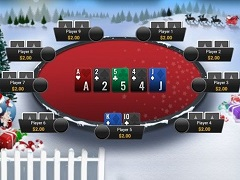 PartyPoker implemented Run It Twice and new ITM indicator