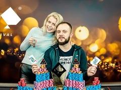 Сергей Чудопал победил в Главном Событии SPF Grand Final