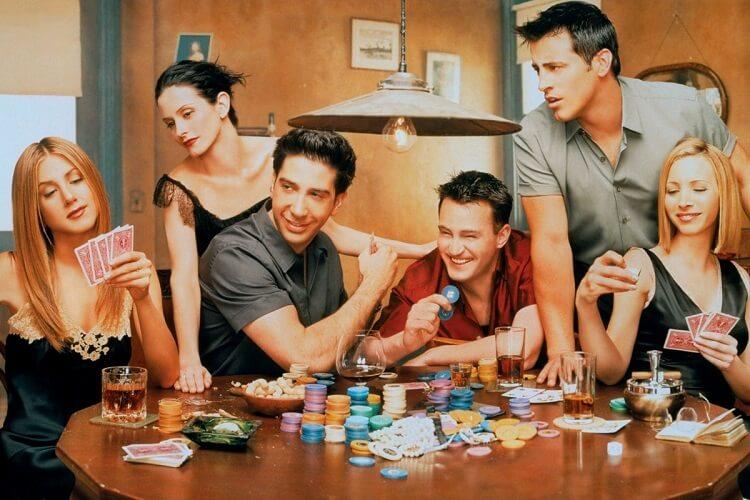 Друзі та родичі на PokerStars