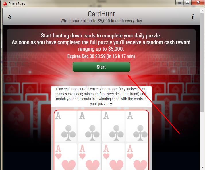 CardHunt 2020