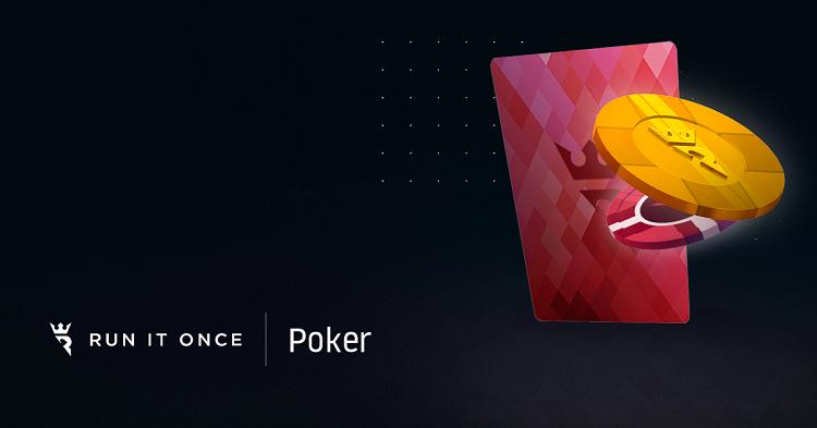 Run It Once Poker  4 новых бонуса