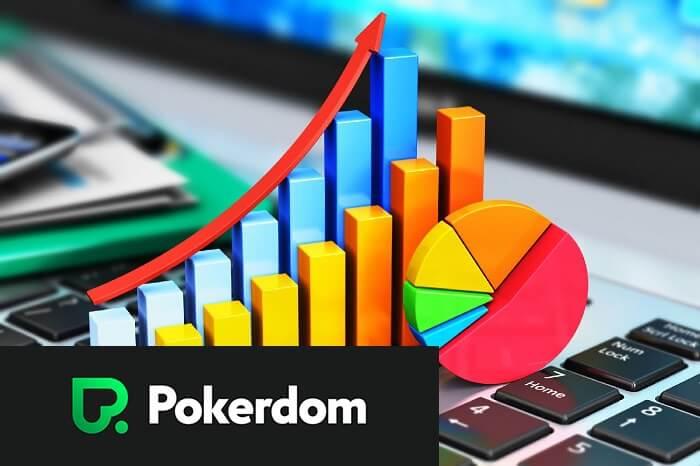 статистика покердом