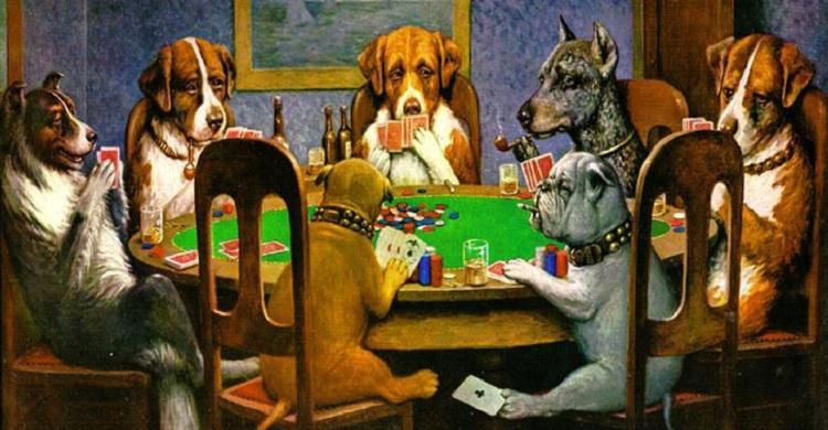 Грати в покер дома