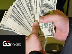 Staking in tournaments at GGPoker