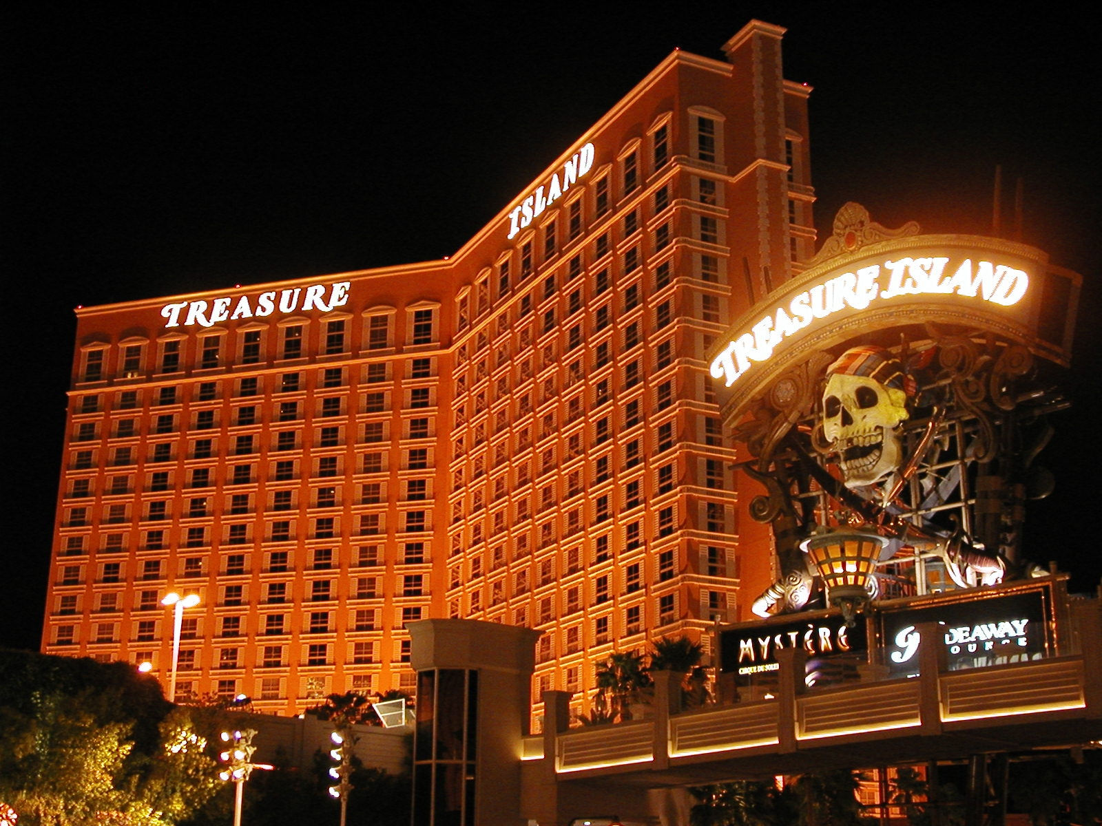 Treasure Island casino