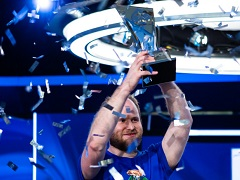 Сэм Гринвуд стал чемпионом турнира суперхайроллеров PSPC 2019
