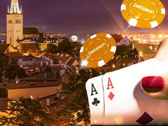 Новая акция от RedKings: проведи зимний отпуск в Таллине