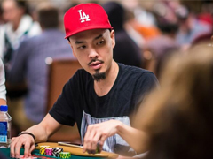 Chino Rheem hit top-6 of Main Event PCA 2019
