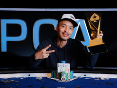 Chino Rheem won Main Event PCA 2019